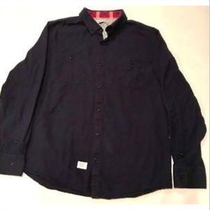 Five Four Men's Dress Shirt LS BD